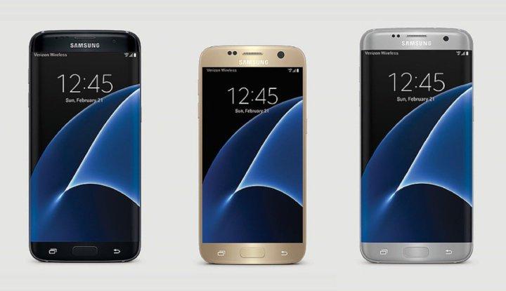 Смартфоны Samsung Galaxy S7