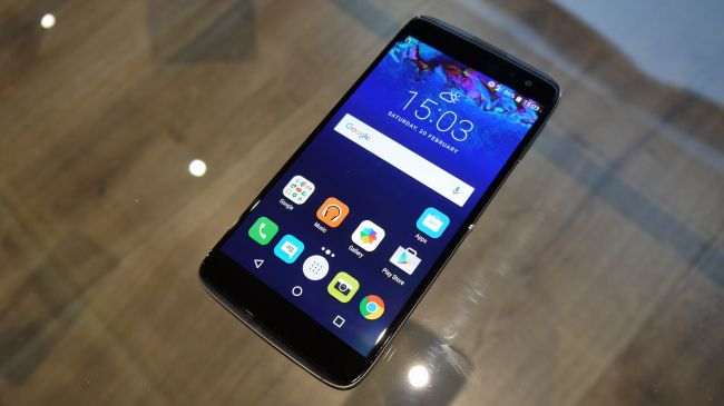 Смартфон Alcatel Idol 4S