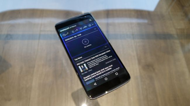 Смартфон Alcatel Idol 4S