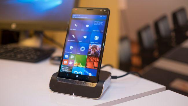 Смартфон HP Elite X3