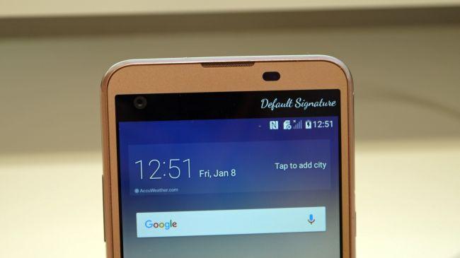 Смартфон LG X Screen