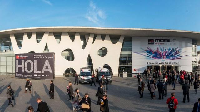 Улица Mobile World Congress 2016