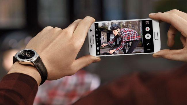 Фотография на Samsung Galaxy S7