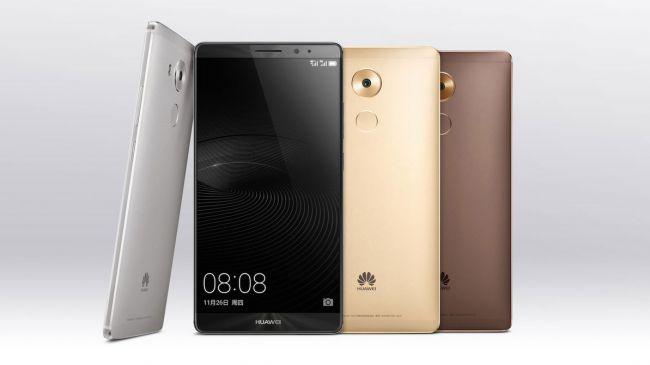 Хороший смартфон 2016. Huawei Mate 8
