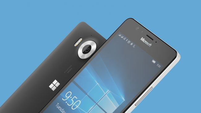 Хороший смартфон 2016. Microsoft Lumia 950