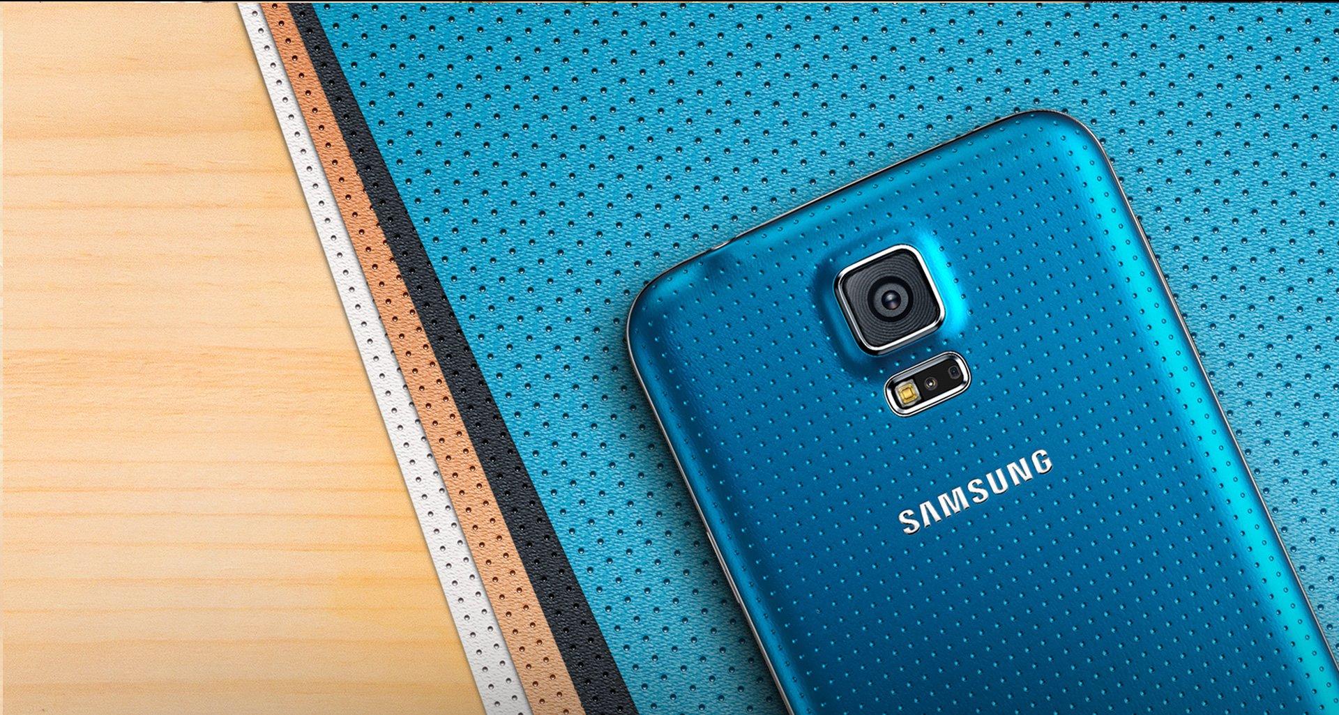 Хороший смартфон 2016. Samsung Galaxy S5