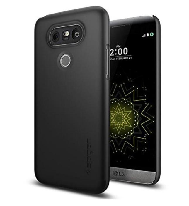 Чехол Spigen Thin-Fit для LG G5