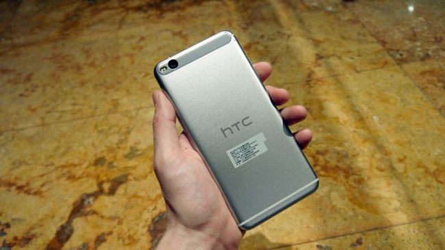 MWC 2016. HTC One X9