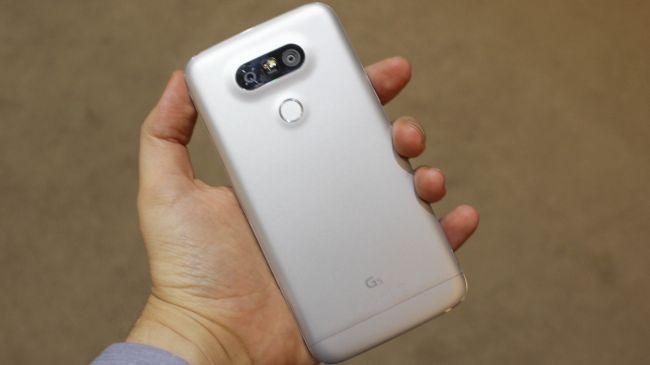 MWC 2016. LG G5