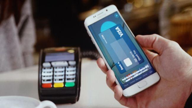 Samsung Pay и Galaxy S7