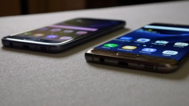Влагостойкие порты Samsung Galaxy S7