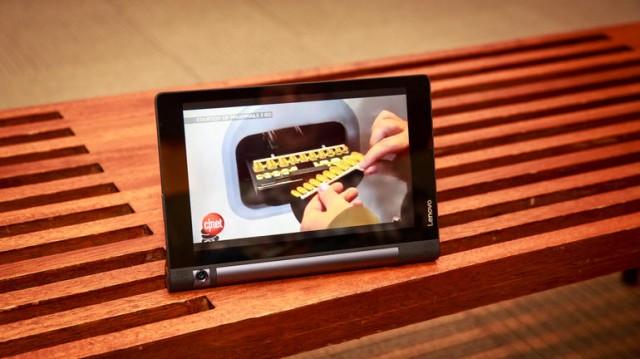Обзор планшета Lenovo Yoga Tab 3