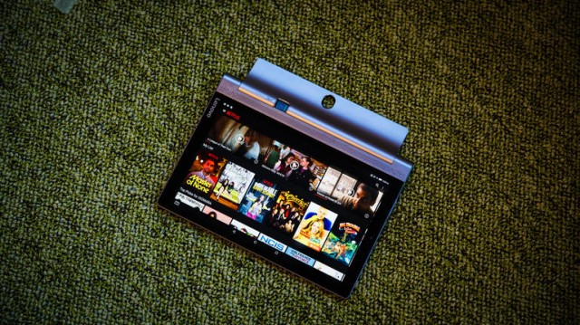 Обзор планшета Lenovo Yoga Tab 3 Pro