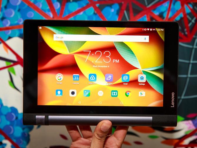 Обзор Lenovo Yoga Tab 3 8