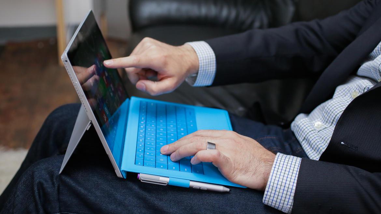 Обзор Microsoft Surface Pro 3