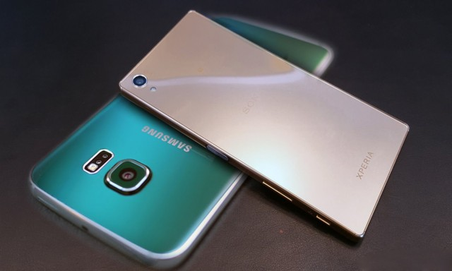 Сравнение Samsung Galaxy S7 против Sony Xperia Z5