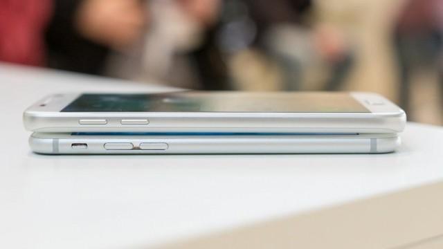 Сравнение - Samsung Galaxy S7 против iPhone 6S