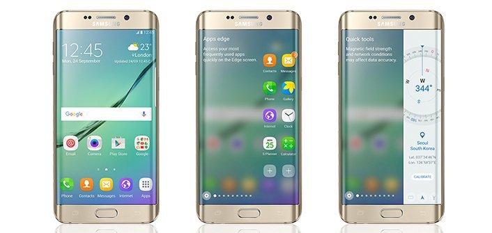 Android 6.0.1 Marshmallow на Samsung Galaxy S6