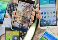 Рейтинг лучших смартфонов на Android. ТОП-10 (Февраль, 2016)