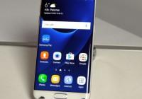 Первый обзор Samsung Galaxy S7 Edge с выставки MWC 2016
