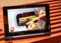 Обзор Lenovo Yoga Tab 3 8 с инновационной конструкцией 8-дюймового планшета