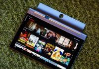Обзор планшета Lenovo Yoga Tab 3 Pro с пико-проектором