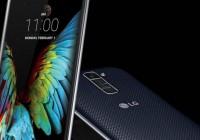 Телефоны LG серии К предложат жесты селфи в среднем дивизионе