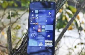 Обзор Microsoft Lumia 550 на базе Windows 10 Mobile