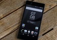 Предварительный обзор Sony Xperia Z5