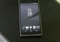 Предварительный обзор Sony Xperia Z5 Compact