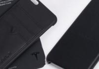Новые чехлы Tesla для iPhone 6, сделаны из неиспользованной кожи