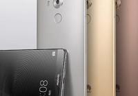 Новые фотографии смартфона Huawei Mate 8