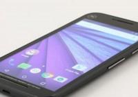 Motorola Moto G (2015): Снова утечка, за несколько дней до релиза