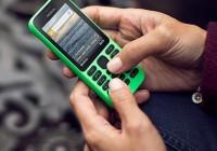 Nokia 215 из первых рук. CES 2015