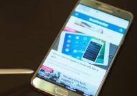 Samsung Galaxy Note 5 против LG G4: Ключевые отличия
